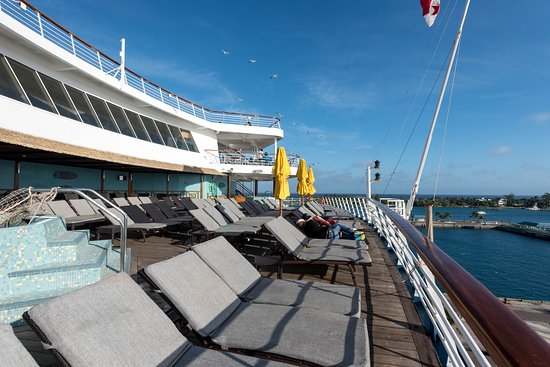 Serenity on Carnival Elation