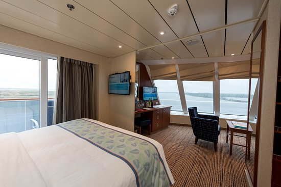 The Grand Vista Suite on Carnival Elation