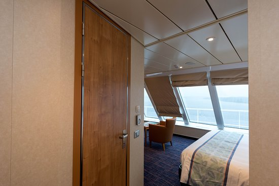 The Scenic Ocean-View Cabin on Carnival Elation