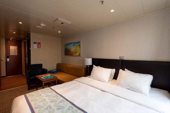 The Junior Suite (Obstructed View) on Carnival Elation