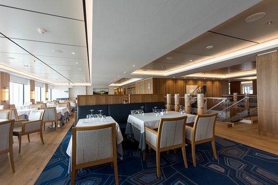 The Restaurant on Viking Sea