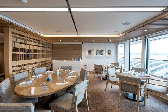 The World Cafe on Viking Sea