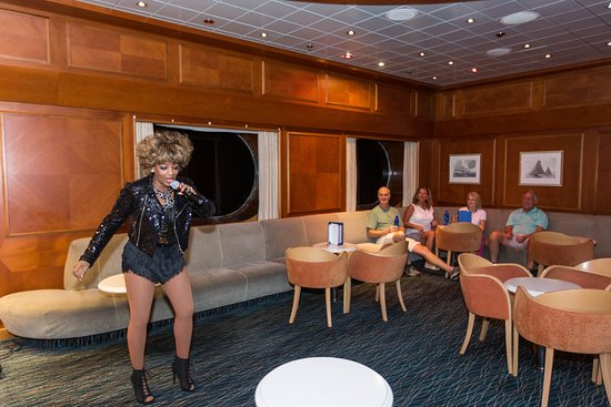Commodore Lounge on Grand Celebration