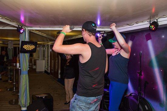 Karaoke on Grand Celebration