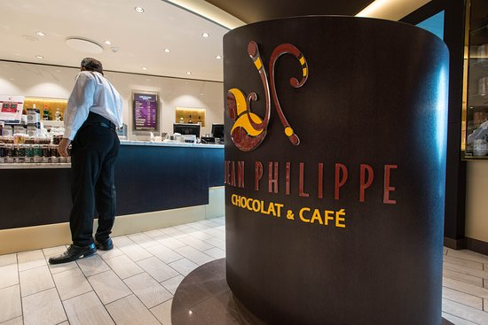 Jean-Philippe Chocolate & Cafe on MSC Meraviglia
