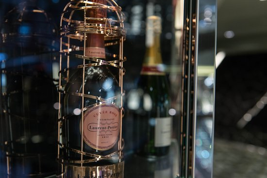 Champagne Bar on MSC Meraviglia