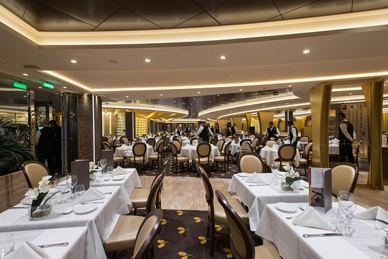 L'Olivo D'Oro Restaurant on MSC Meraviglia