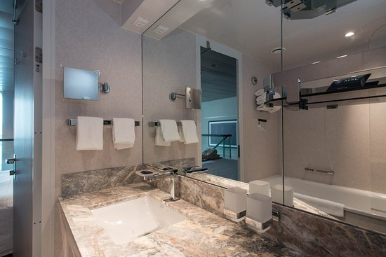 The Duplex Suite on MSC Meraviglia