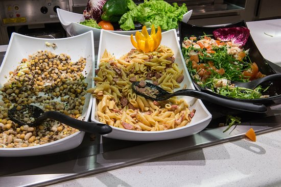 Marketplace Buffet on MSC Meraviglia