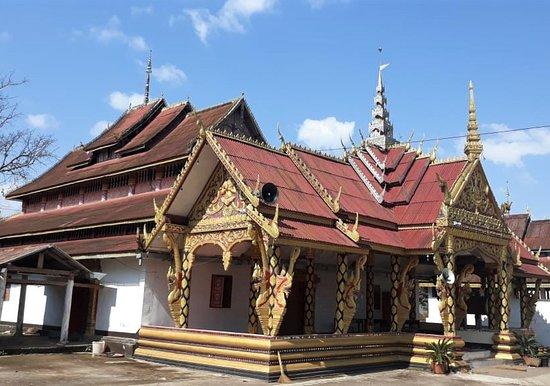 Muang Sing, Laos: Vat Namkeoluang is located at Muangsing District, Luang Namtha Province.