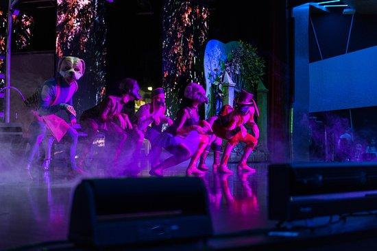 Broadway Theatre on MSC Meraviglia