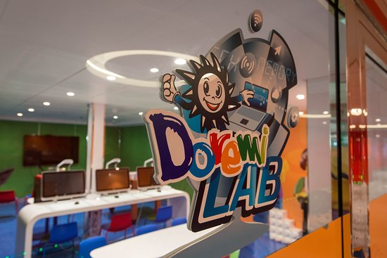 Doremi Lab on MSC Meraviglia