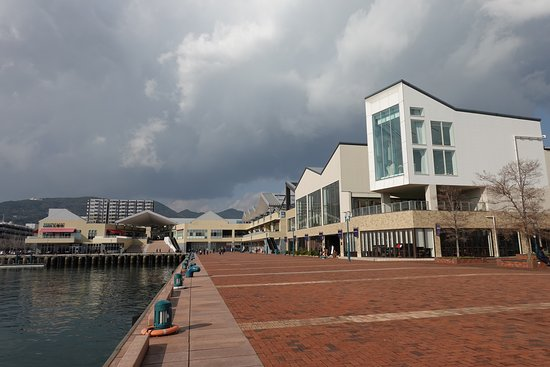 Sasebo Port