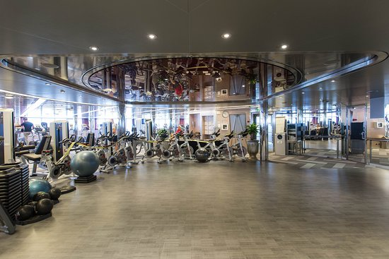 Fitness Center on Nieuw Amsterdam