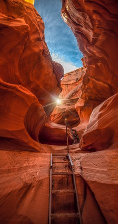 Waterhole Canyon Experience