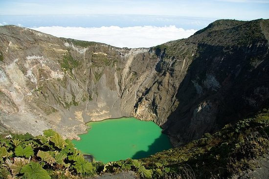 伊拉苏火山,奥罗西谷和兰克斯特