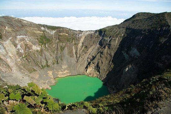 Irazu Vulkan, Orosi Valley und Lankester