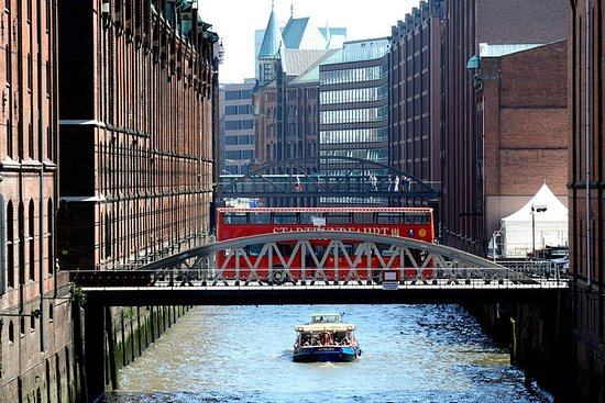 Escursione a bordo di Amburgo: tour