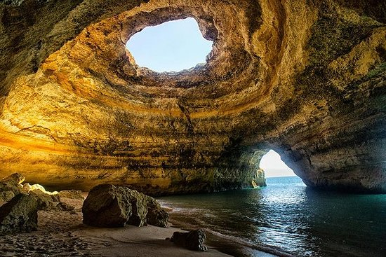 Privat tur til Benagil-grottene fra...