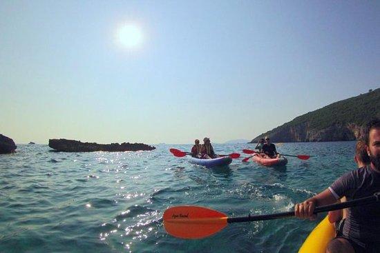 Half-day Blue Cave Kayak and Snorkel...