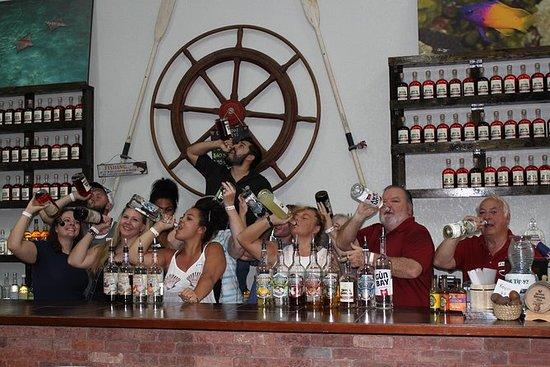 Rum Distillery Tour plus Beer Samples...