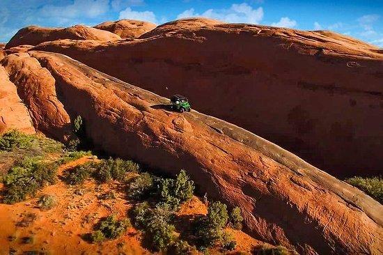 Tour con fuoristrada 4x4 da Moab ad