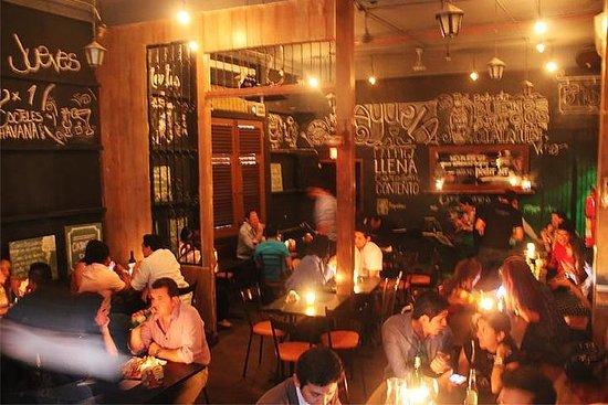 Guayaquil Night Tour avec Rayuela Bar