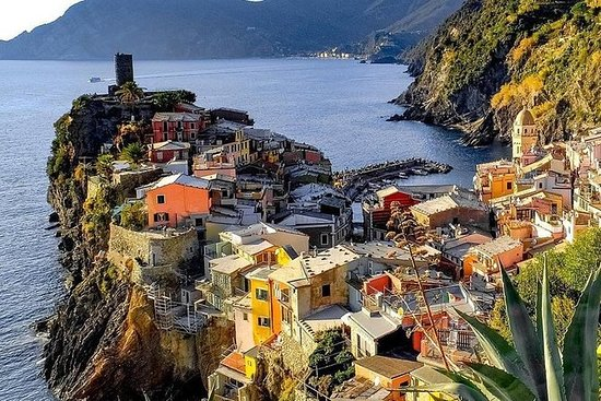 Cinque Terre Full Day Tour from...