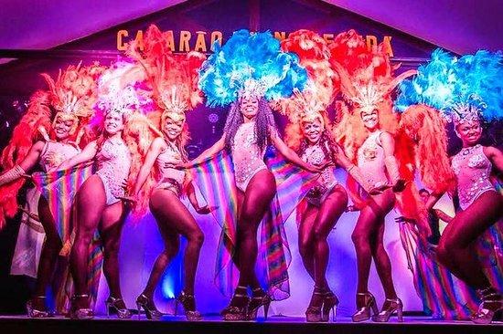 Authentic Samba Show in Rio de...