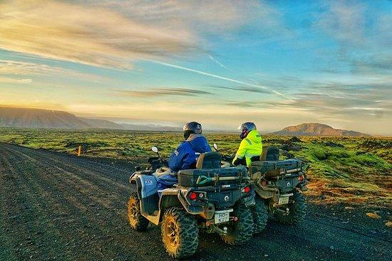ATV Quad Adventure de 3 horas...