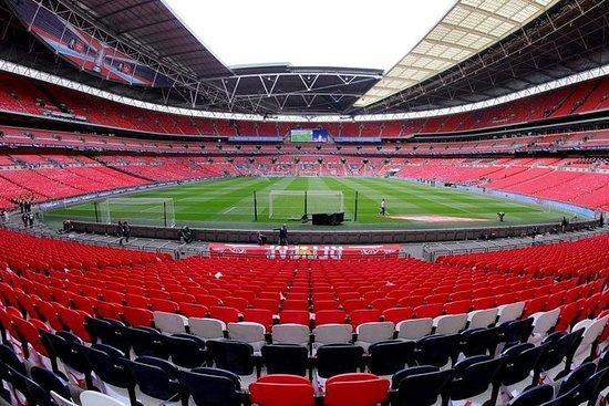 Wedstrijd van de Tottenham Hotspurs ...