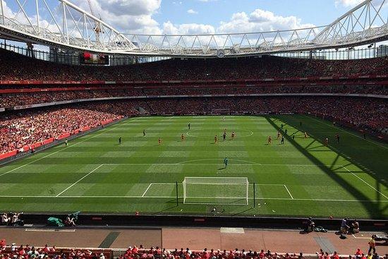 Match de football d'Arsenal à...