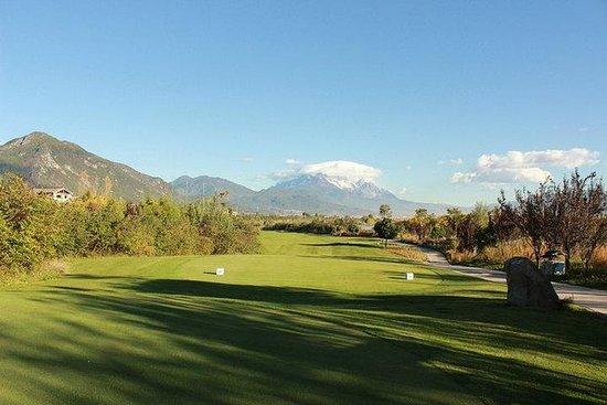 1 dagers privat golftur på Lijiang...