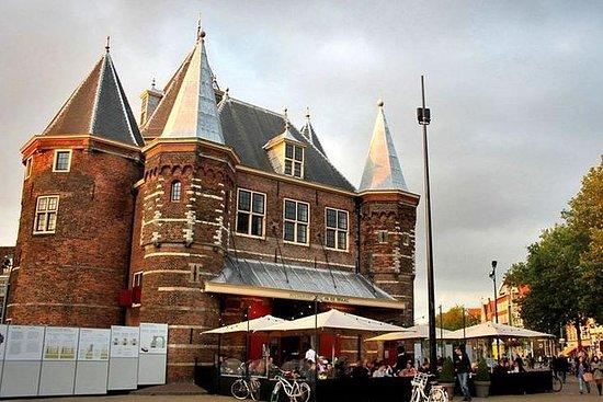 Visite à pied authentique d'Amsterdam...