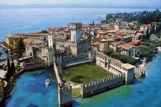 Excursão em Sirmione e Lago Garda...