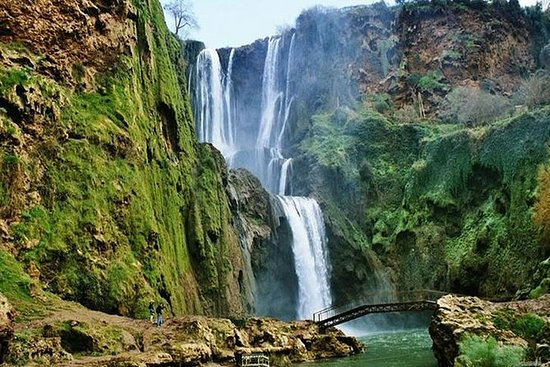 Ouzoud Waterfalls Full-Day Trip from...