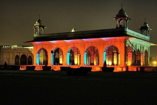 Red Fort sons et lumières montrent...