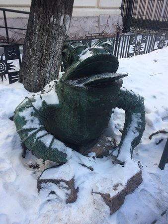 Toad Monument