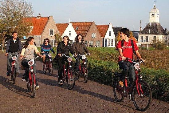 Campiña holandesa en bicicleta desde...
