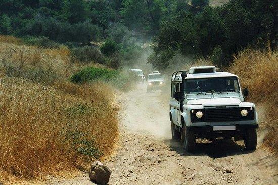 Grand Tour en Jeep Safari au départ...