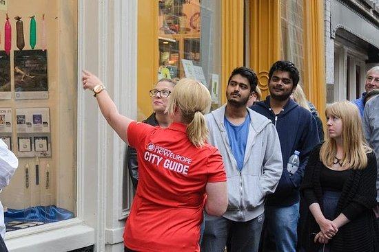 2時間のアムステルダム飾り窓地区ウォーキングツアー