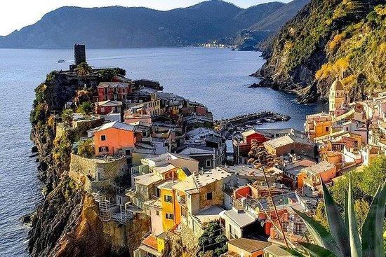 Det beste av Cinque Terre & Portovenere...