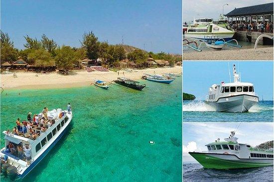 Fast Boat Transfers Bali and Gili...
