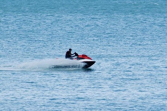 Jet ski en cartagena