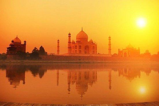Taj Mahal Private Sunrise & Sunset...