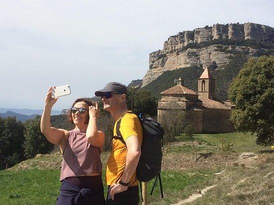 Expérience de randonnée en Catalogne...