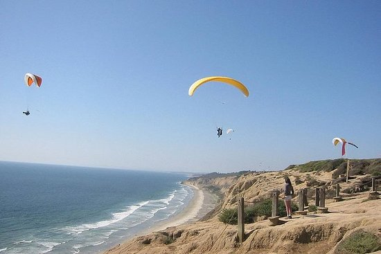 San Diego Beach og La Jolla Torrey...