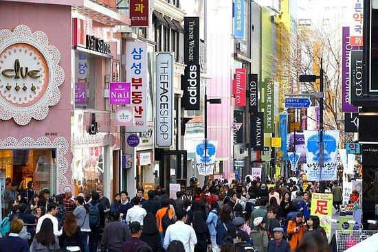Full-day shopping tour across Busan...