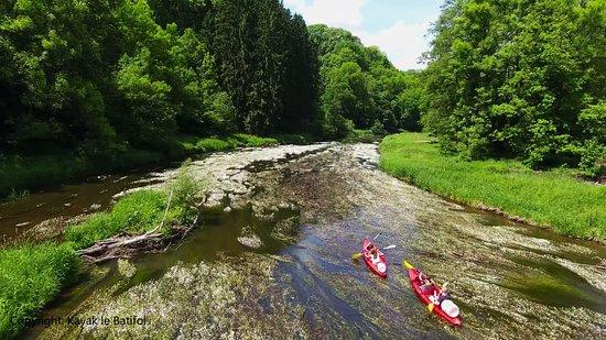 Kayak Le Batifol