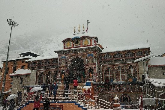 Group Tour: Chardham Yatra From...